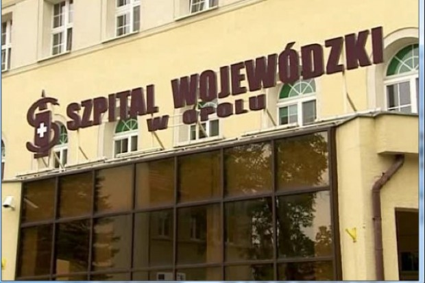 Opole: Szpital Wojewódzki z nowym certyfikatem jakości