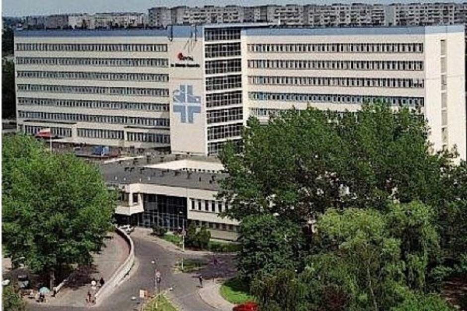 Łódź: ISO dla szpitala im. Kopernika
