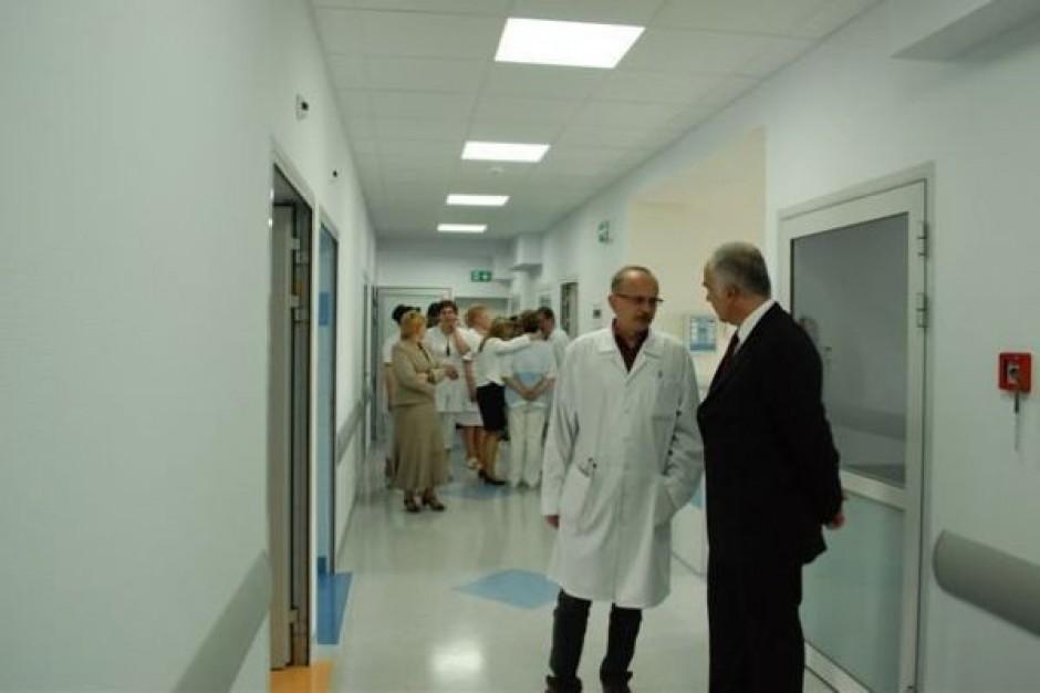 Myślenice: starostwo przekonuje gminy do wsparcia remontu szpitala