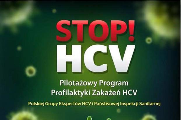 Lubuskie: pilotażowo i programowo przeciwko HCV