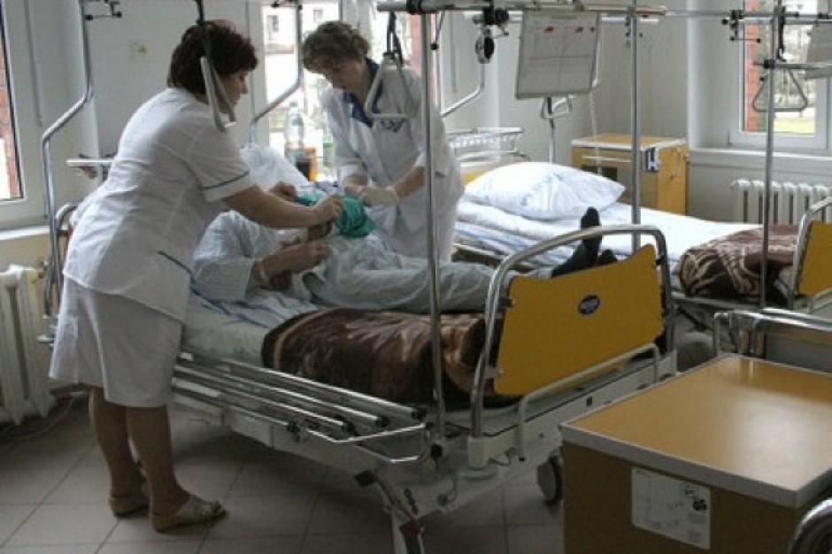 Szpital w Łukowie: pielęgniarki rozmawiają o podwyżkach