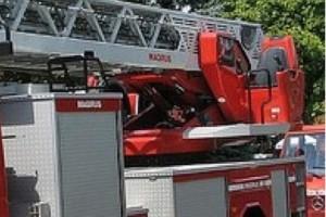 Lublin: pożar w szpitalu neuropsychiatrycznym