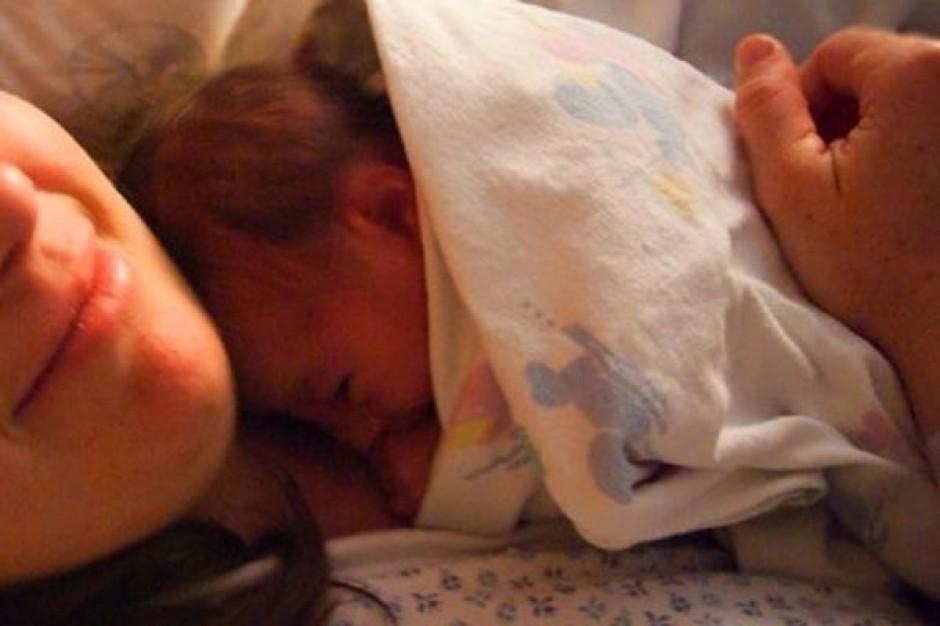 Wrocław: w ASK chcą znieczulać przy porodzie, ale pieniędzy brak