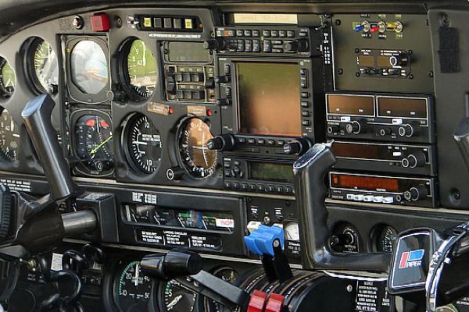 Kraków: udane awaryjne lądowanie samolotu sanitarnego
