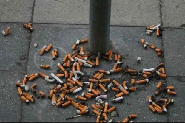 Zakaz palenia przestrzegany w 60 proc. lokali gastronomicznych