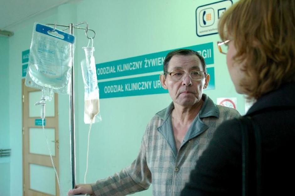 Wysoka dynamika wzrostu zachorowań na raka jelita grubego