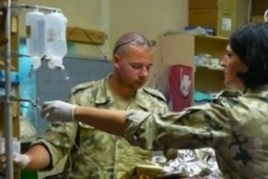 Kobiety w wojsku: najczęściej w korpusie medycznym
