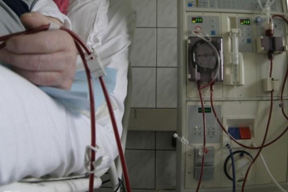Ministerstwo Zdrowia: wzrosła liczba przeszczepów nerek