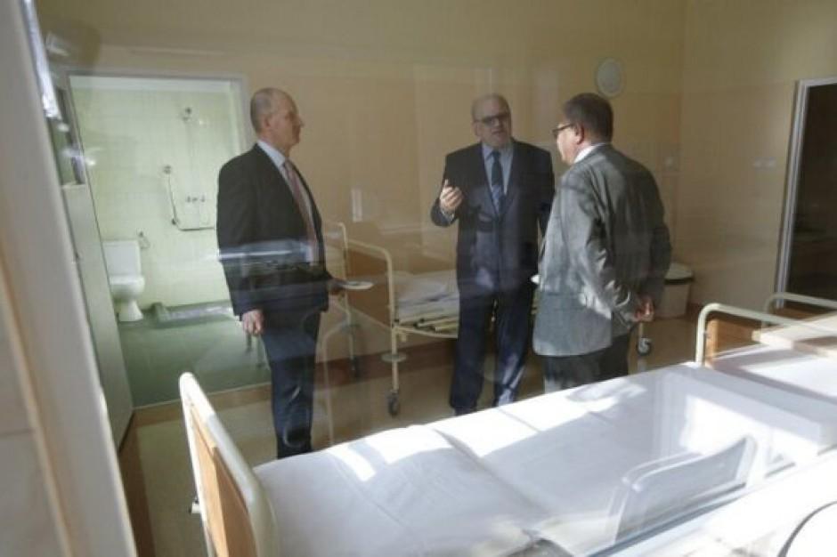 Kujawsko-Pomorskie: modernizują szpital psychiatryczny