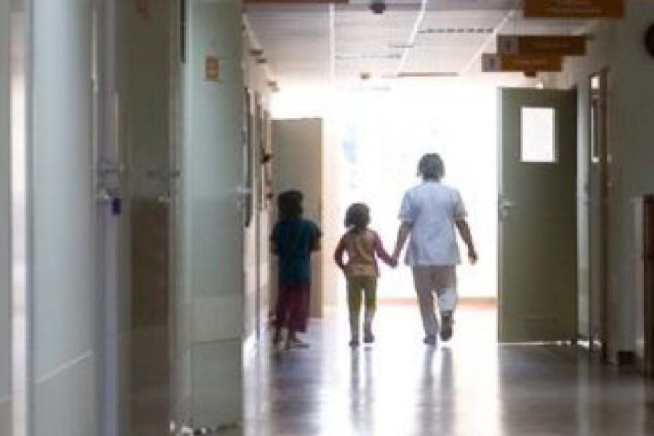 Lubuskie: matka zabrała chore dziecko ze szpitala