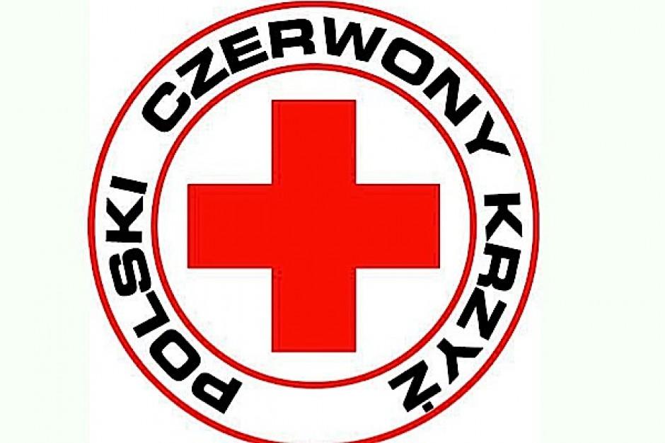 Znak czerwonego krzyża - zastrzeżony