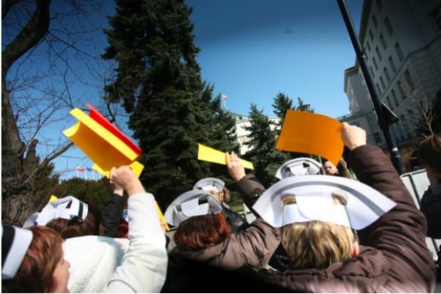 Pielęgniarki: 12 maja zamiast świętować, musimy protestować