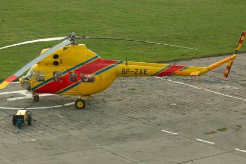 Raport w sprawie przyczyn wypadku śmigłowca LPR
