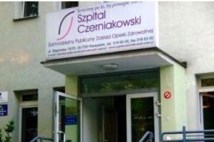 Warszawa: otolaryngologia w Szpitalu Czerniakowskim po rozbudowie