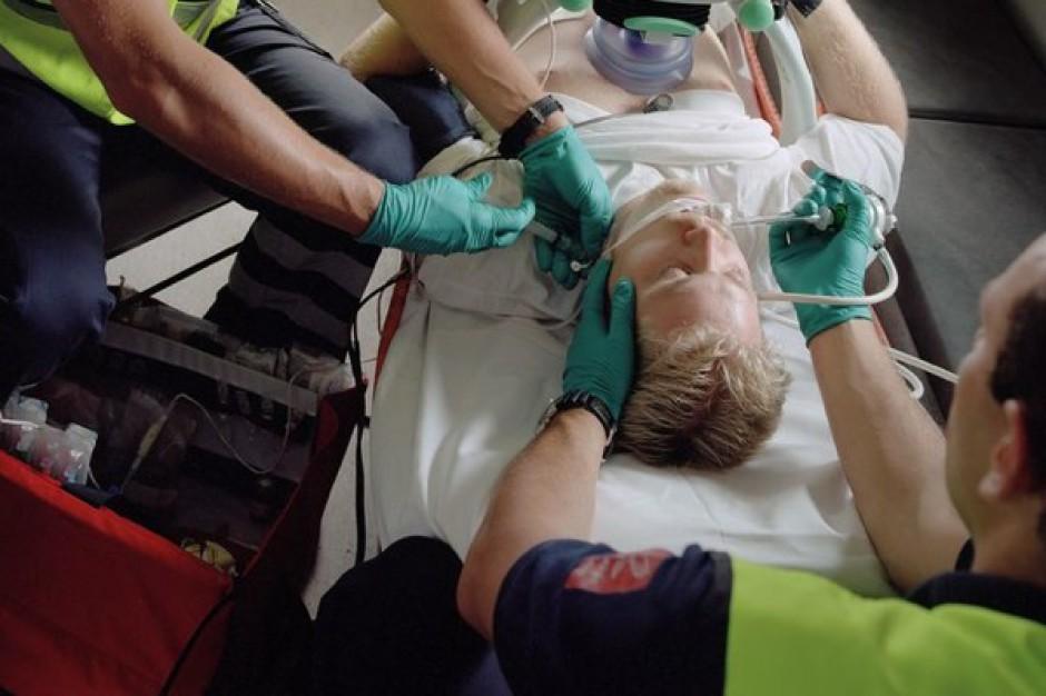 Kujawsko-Pomorskie: dr Lucas wykona masaż serca