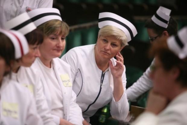 Pielęgniarki zakończyły protest w Sejmie