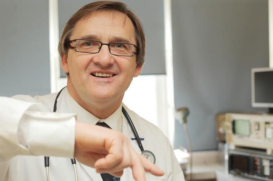 Hamankiewicz: likwidacja stażu nie zwiększy liczby lekarzy