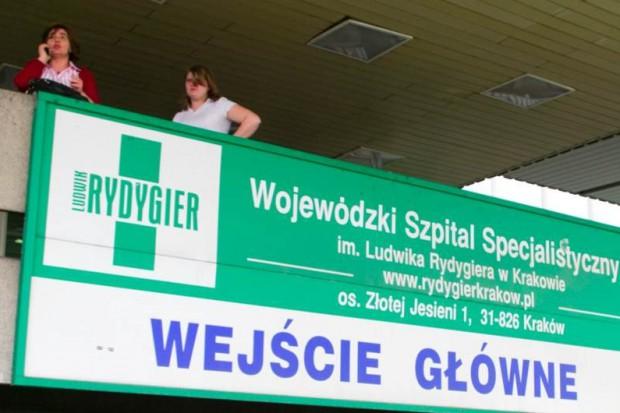 Kraków: prokuratora zbada zakup leków dla szpitala im. Rydygiera