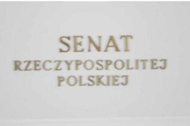 Senat: PiS chce odrzucenia w całości ustawy o działalności leczniczej