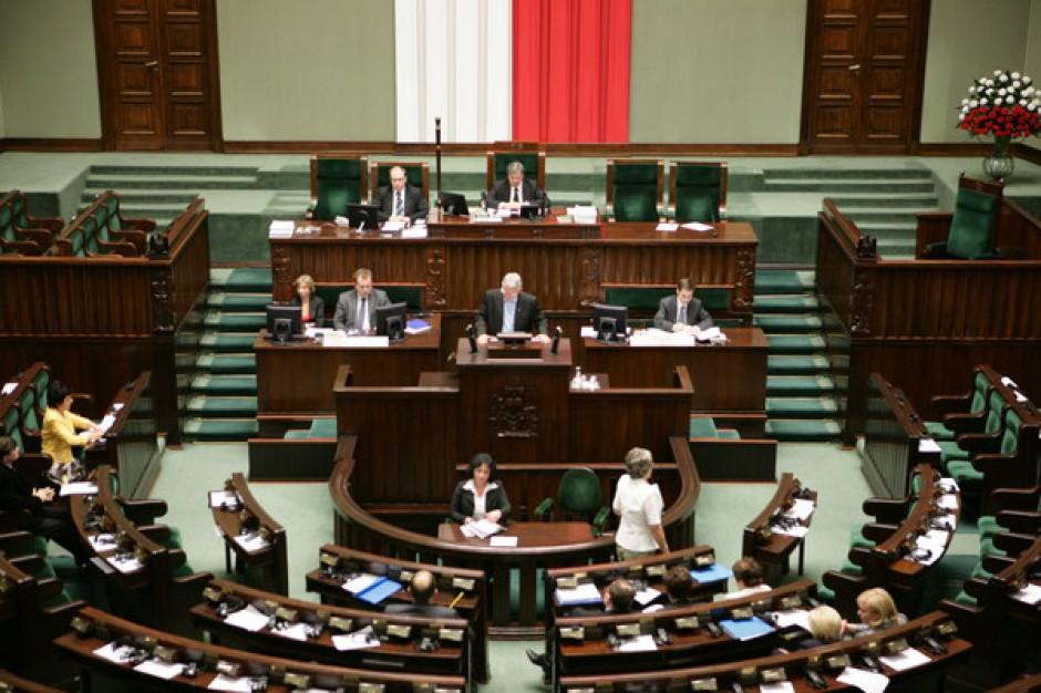 Sejm: ustawa o weteranach poczeka, najpierw pakiet zdrowotny