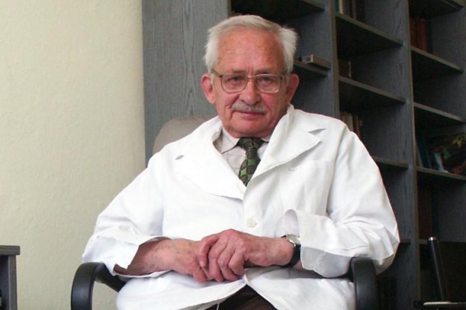 """Prof. Nasiłowski i Kokot wyróżnieni """"Wawrzynami Lekarskimi"""""""