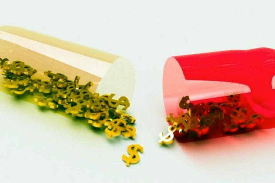 PMR: wartość rynku leków uzależniona od subsydiów