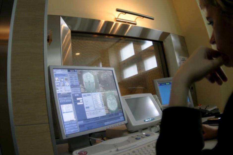 Poznań: zbyt niski kontrakt na badania rezonansem magnetycznym