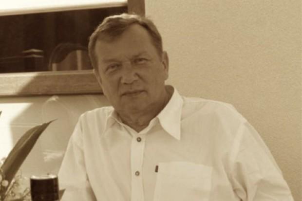 Zbigniew Mazurkiewicz laureatem nagrody imienia Kanigowskiego