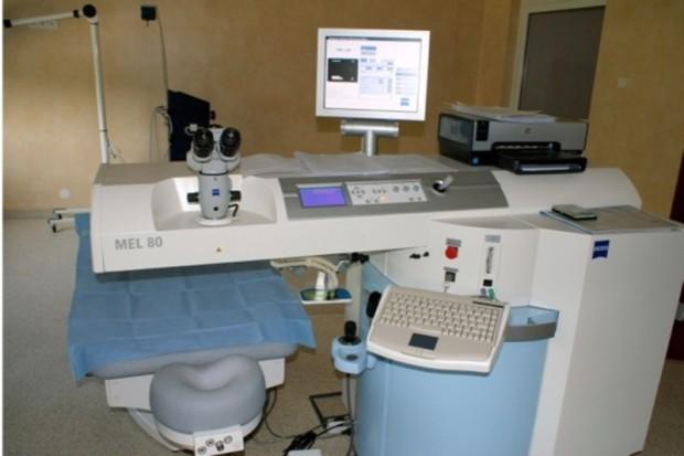Rzeszów: nowy oddział okulistyki czeka na pacjentów