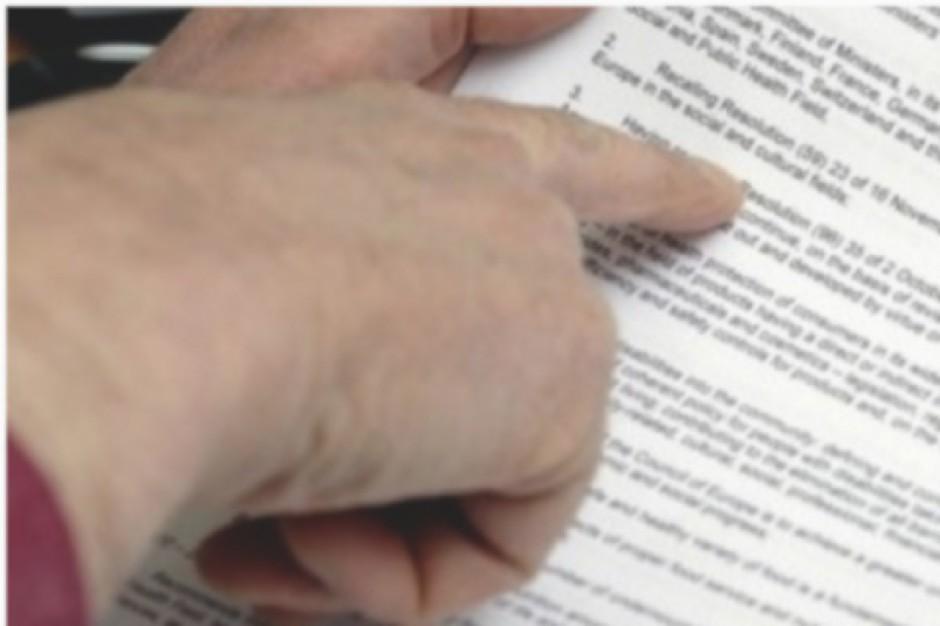 Przegląd aktów prawnych: marzec-kwiecień 2011 r.
