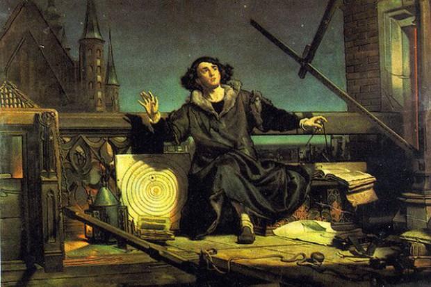 Lekarz, który odnalazł medyczny starodruk Kopernika