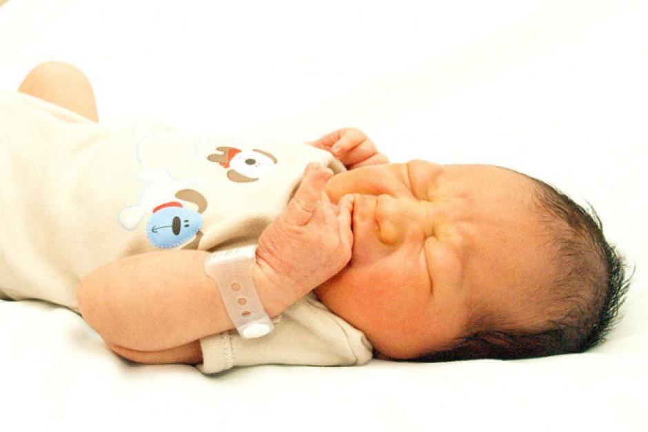 Ciągły płacz niemowlaka może zwiastować ADHD?