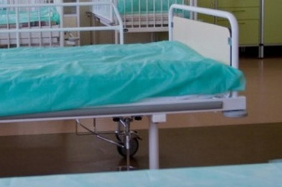 Ewakuacja pacjentów, interna w Szpitalu Kieleckim zawiesza działalność