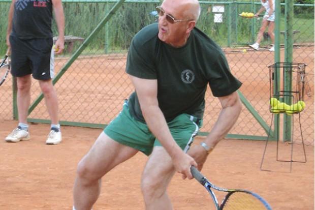 Sport jest częścią mojego życia