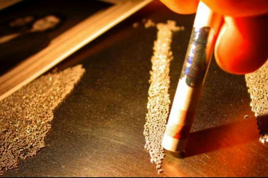 Senat: dyskusja nad ściganiem za niewielką ilość narkotyków