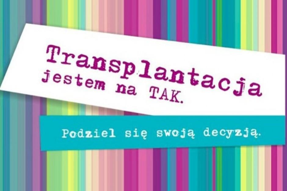 Mazowieckie: transplantolodzy odwiedzą szkoły