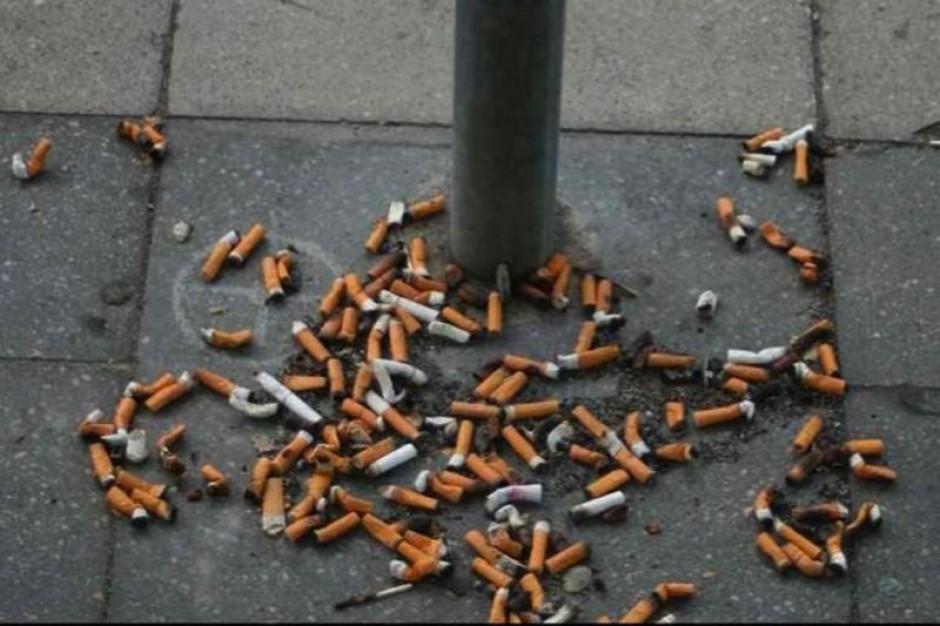 Chiny: zakazali palenia w miejscach publicznych, ale...