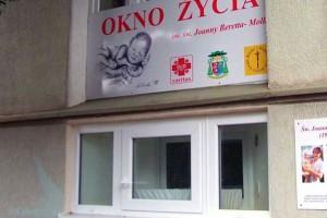 """Warszawa: kolejne dziecko w """"Oknie Życia"""""""