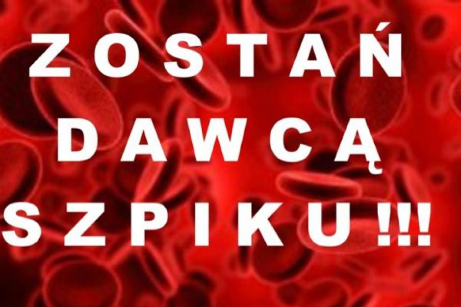 """Gdynia: teraz """"Nergal"""" zachęca do dawstwa szpiku"""