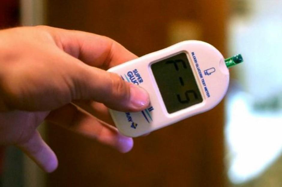 Nawet 6 mln Polaków zagrożonych cukrzycą typu 2