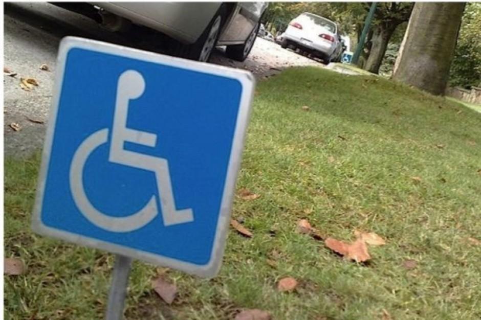 Białystok: miejsca dla niepełnosprawnych na parkingu nie będzie