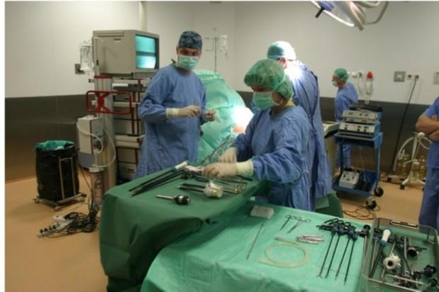 Ostrowiec Świętokrzyski: szpital wyposażył blok operacyjny