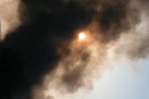 Miastko: krajobraz po pożarze