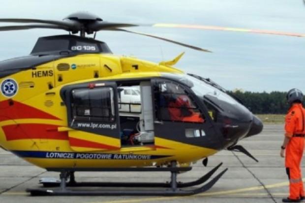 Dolnośląskie: umorzono śledztwo ws. wypadku śmigłowca LPR