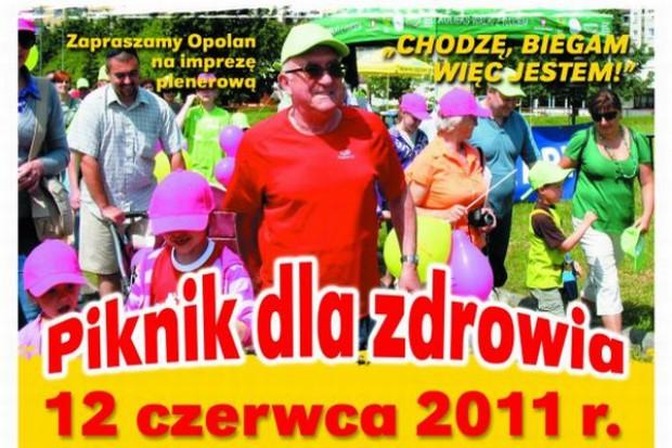 Wielki piknik zdrowotny Opolskiego Centrum Onkologii