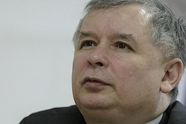 Jarosław Kaczyński: komercjalizacja jest wstępem do prywatyzacji