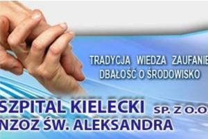 Kielce: szpital-spółka należał do miasta, będzie przejęty przez województwo