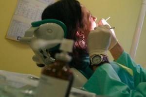 Bydgoszcz: stomatolodzy przebadali bezpłatnie 100 osób w 3 dni