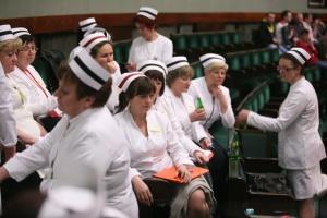 OZZL popiera strajk ostrzegawczy pielęgniarek