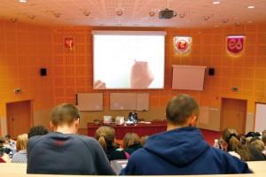 Sandomierz: studenci WUM uczą się w tamtejszym szpitalu